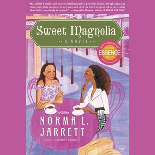 Sweet Magnolia audiobook cover art