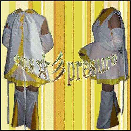 『1386 【cos-presure】しゅごキャラ!アミュレットダイヤ 風衣装◆コスプレ』の2枚目の画像