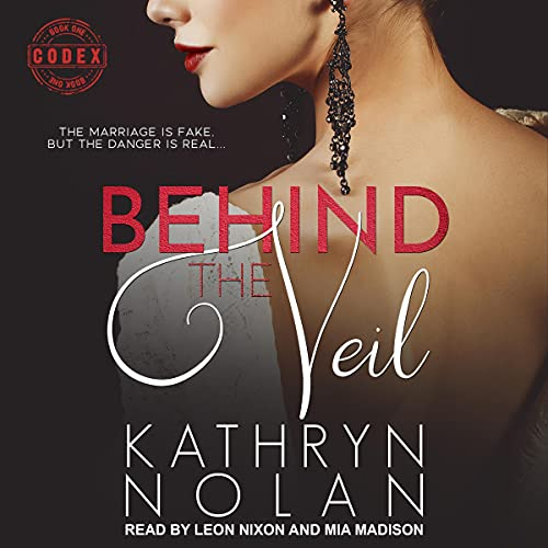 Behind the Veil Audiobook By Kathryn Nolan cover art