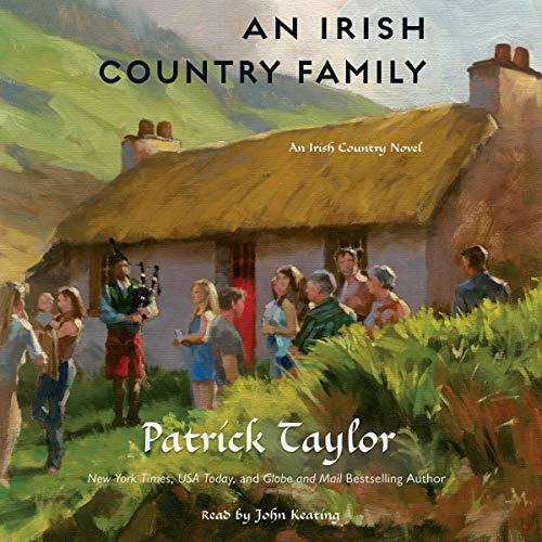 An Irish Country Family cover art
