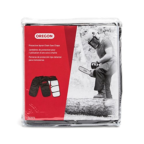 Oregon Protective Chainsaw Chaps, Adjustable Up to 46