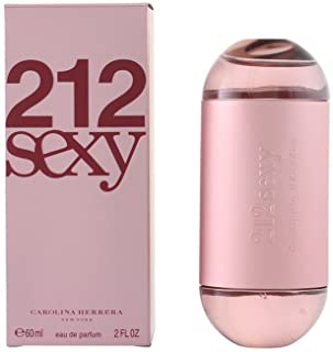 212 Sexy by Carolina Herrera for Women - Eau de Parfum, 60ml