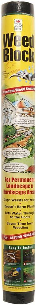 6 feet x 50 feet WeedBlock 1071 Landscape Fabric