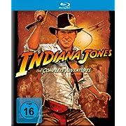 Indiana Jones - Complete Adventures [Blu-ray]