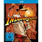 Indiana Jones - Complete Adventures [Blu-ray]
