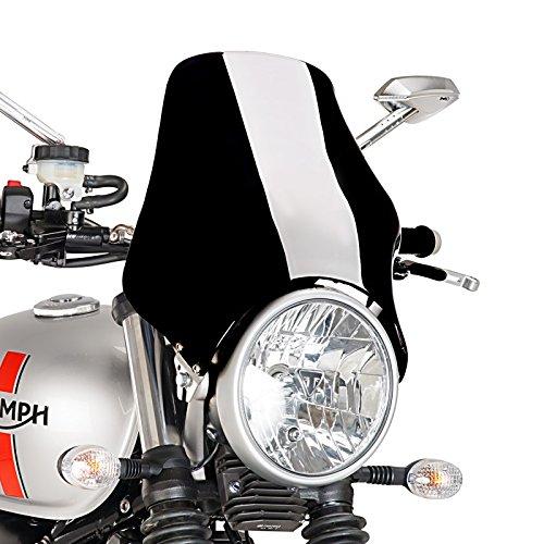 Cockpitverkleidung Puig für Ducati Monster 600 94-01 schwarz