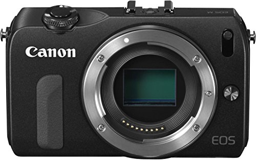 Canon EOS M 22/2.0 EF-M STM (18.5 Megapixel (3 Zoll Display))