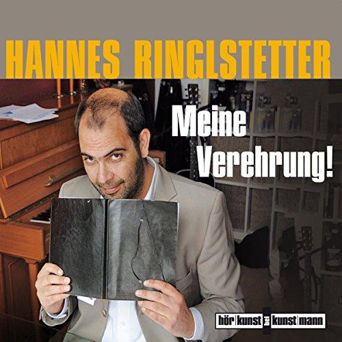 Meine Verehrung! audiobook cover art
