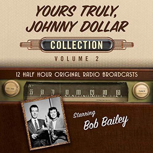Yours Truly, Johnny Dollar Collection 2                   De :                                                                                                                                 Black Eye Entertainment                               Lu par :                                                                                                                                 full cast                      Durée : 7 h et 17 min     Pas de notations     Global 0,0