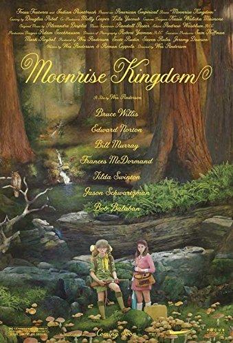 Movie Posters Moonrise Kingdom - 11 x 17