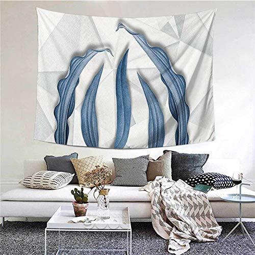 WERT Viento Libre Impreso Tapiz Colgante de Pared Arte Manta Estera de Yoga Decoración de Dormitorio Toalla de Playa Bohemia Mantel Tela de Fondo A5 150x130cm