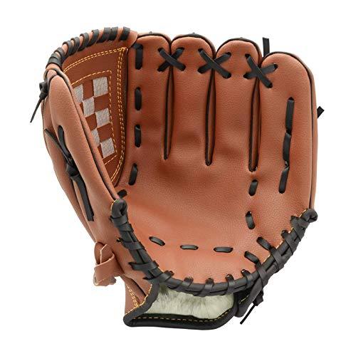 FerDIM Baseball Glove for Kids Youth Adult, Softball Mitt Left Hand Glove...