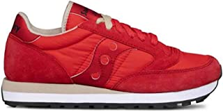 Saucony Luxury Fashion Womens 1044532 Red Sneakers | Fall Winter 19