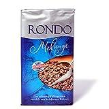 Rondo Melange Röstkaffee 2er Pack (2 x 500 g) gemahlen und aromaversiegelt, Kaffeepulver