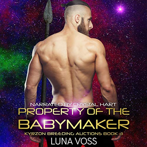Property of the Babymaker (A SciFi Alien Warrior Romance) cover art