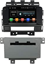 KUNFINE Android 9.0 Otca Core 4GB RAM Car DVD GPS Navigation Multimedia Player Car Stereo for Astra J 2008-2013 Vauxhall Astra 2010-2013 Buick Radio Headunit Steering Wheel Control Bluetooth Free Map