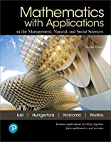 Mathematics with Applications In the Management, Natural, and Social Sciences, 12th Edition Front Cover