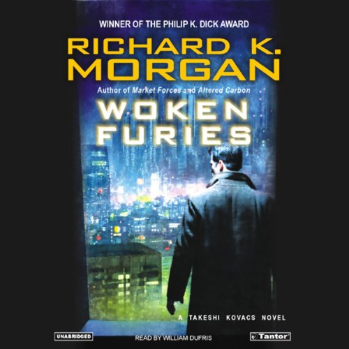 Woken Furies  cover art