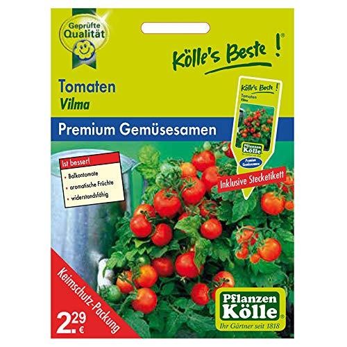 Kölle's Beste! Gemüsesamen Tomaten Vilma