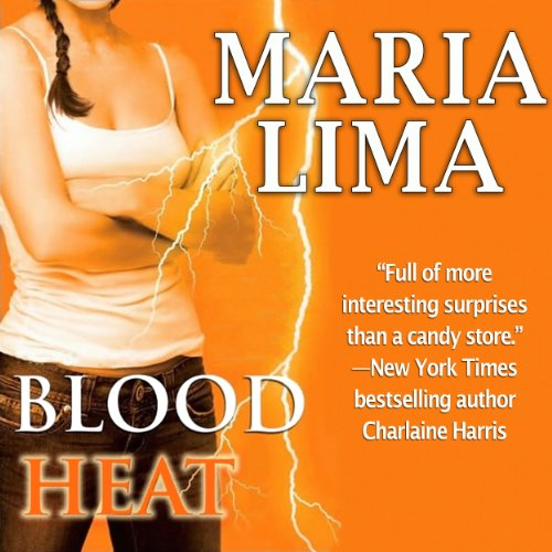 Blood Heat audiobook cover art