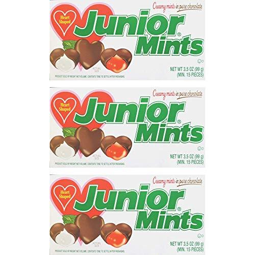 Junior Mints Hearts - 3 Boxes