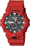G-Shock Men's Analog Digital GA800-4A Watch Red