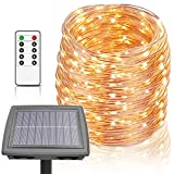 Homestarry Solar Rope Light