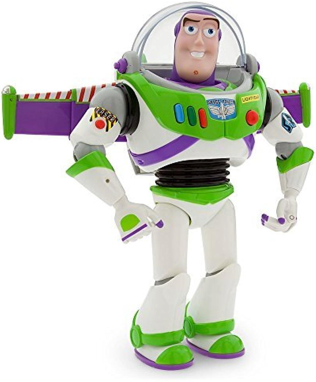 buscando agente de ventas Disney Advanced Talking Buzz Lightyear Acción Acción Acción Figura 12 (Official Disney Product) by Disney  tienda en linea