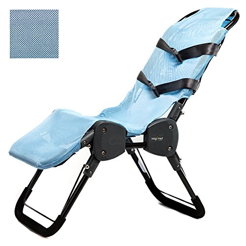 Great Deal! Ultima Bath Chair, Beach Bubble Blue, X-Large (Eligible for VAT Relief in The UK)