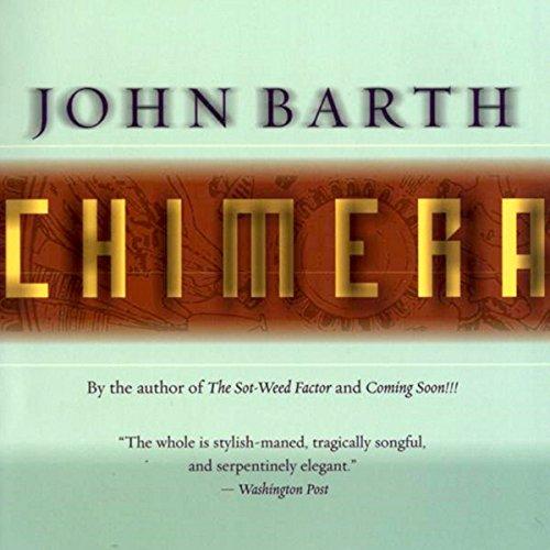 Chimera audiobook cover art