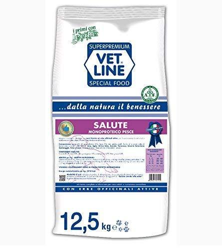Vet Line salute monoproteico pesce 12,5 kg