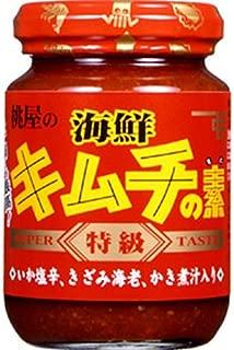 桃屋 海鮮キムチの素 特級 175g×6個