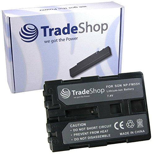 Hochleistungs Kamera Li-Ion Akku für SONY DCR-TRV6E DSC-F707 DSC-F717 DSC-F828 HVR-A1 HVR-A1E HVR-A1J HVR-A1N HVR-A1P HVR-A1U MVC-CD200 MVC-CD250 MVC-CD300 MVC-CD350 MVC-CD400 MVC-CD500