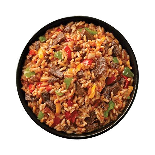 Simple Sensations Italian Pepper Steak - 1 Serving - Freeze Dried Gluten Free Meal, Pouch