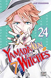 Yamada Kun & the 7 Witches Edition simple Tome 24
