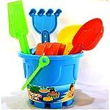 Sunnytoyz Boys Summer Beach Toy Set, Medium (Multicolour)