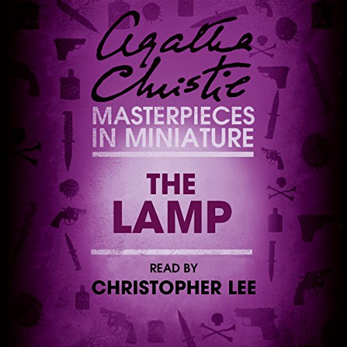 Couverture de The Lamp: An Agatha Christie Short Story
