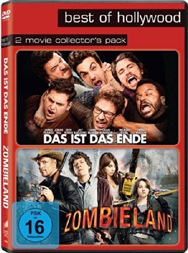 Best of Hollywood - 2 Movie Collector's Pack: Das ist das Ende / Zombieland [2 DVDs]