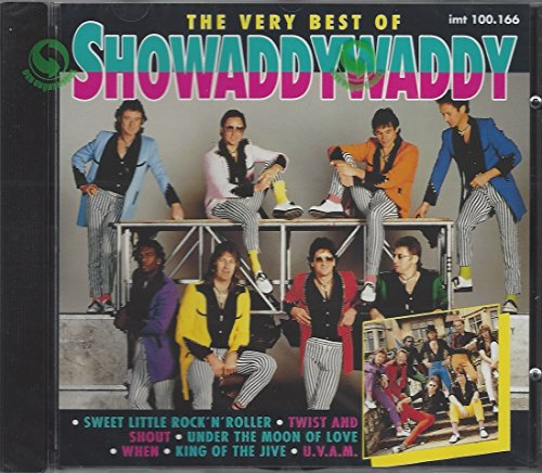 The Very Best Of Showaddywaddy (incl. Sweet Little Rock'n'Roller, Twist And Shout, Under The Moon Of Love a.m.m.)