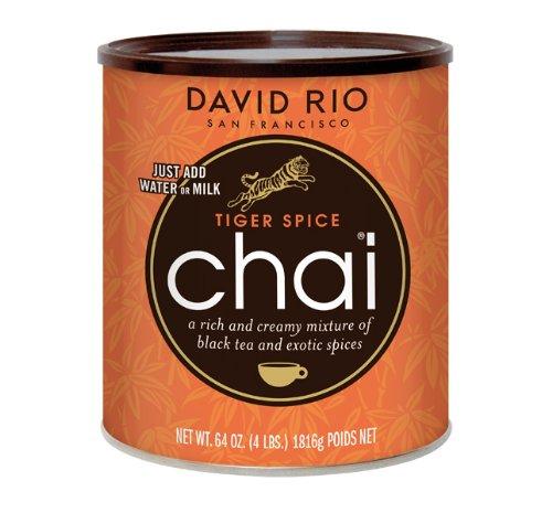 Tiger Spice Chai David Rio - Foodservice 1816g