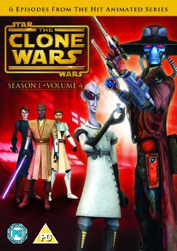 Star Wars - The Clone Wars - Series 1, Vol. 4