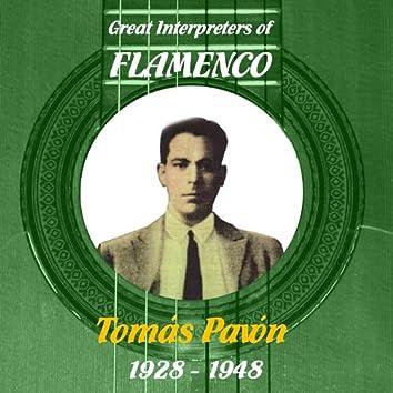 Great Interpreters of Flamenco -  Tomás Pavón  [1928 - 1948]