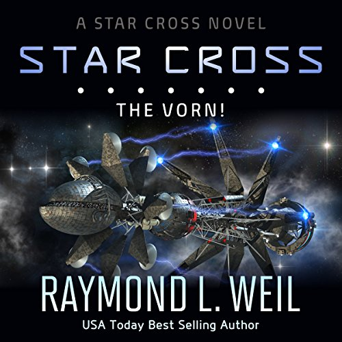 Star Cross: The Vorn! audiobook cover art