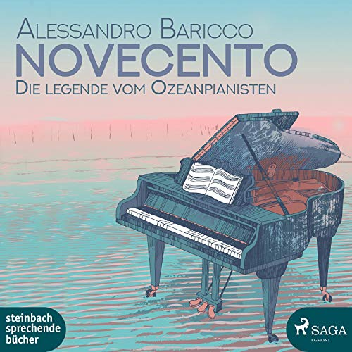 Novecento - Die Legende vom Ozeanpianisten  By  cover art
