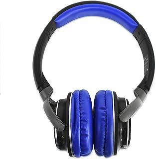 Kaiser Audífonos KSR Bluetooth y Manos Libres Azules