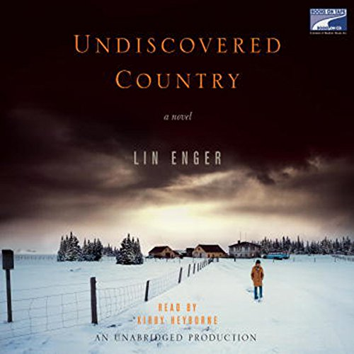 Undiscovered Country audiobook cover art
