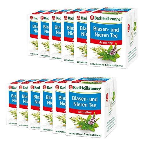 Bad Heilbrunner® Blasen- und Nieren Tee - 12er Pack