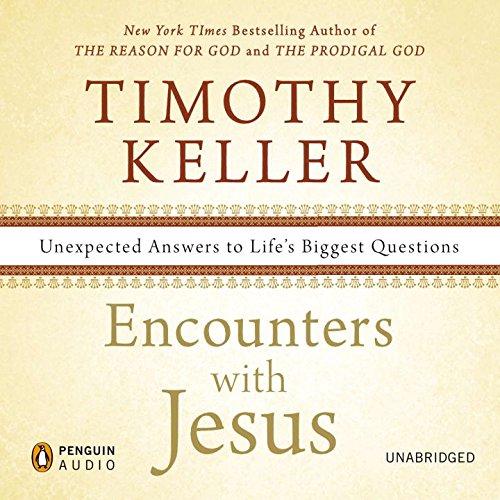 『Encounters with Jesus』のカバーアート