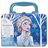 Spin Master Games 6052989 - Frozen 2 - 2 Puzzles im Tragekoffer (Puzzles Tin with Handle)