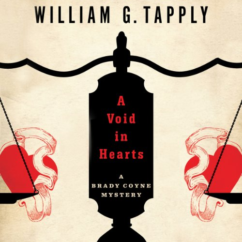 A Void in Hearts audiobook cover art